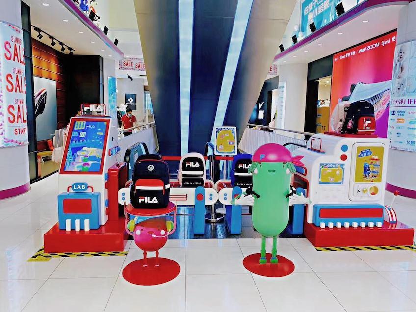 斐乐道具-上海站