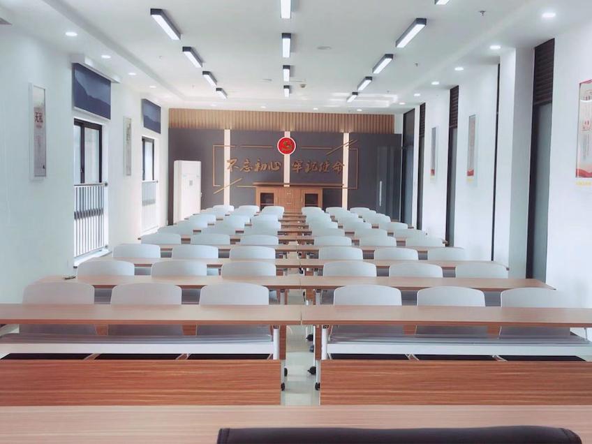 党建-杭州靖江华庭展厅展示 (3)